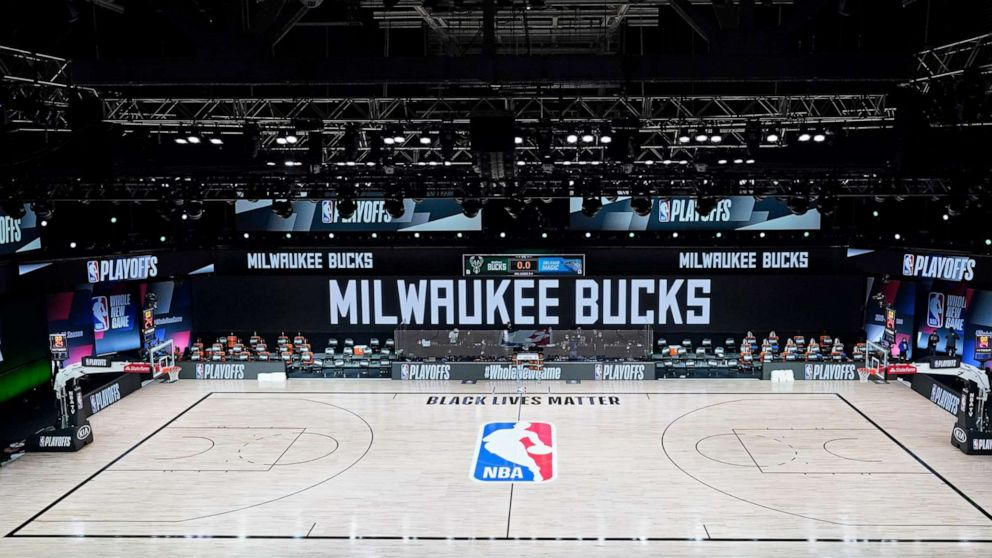 NBA to resume playoffs, but Thursday's games postponed thumbnail