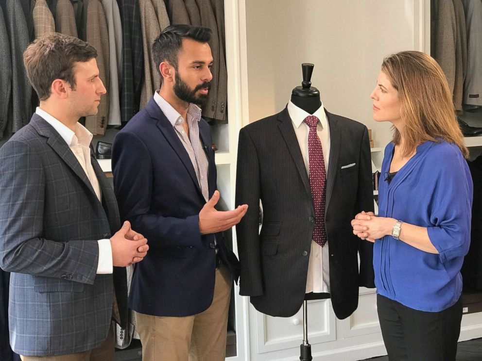 Image result for Customized Clothing Shows An Extra Measure of Effort