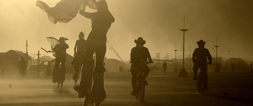 Government squaring off with Burning Man organizers over