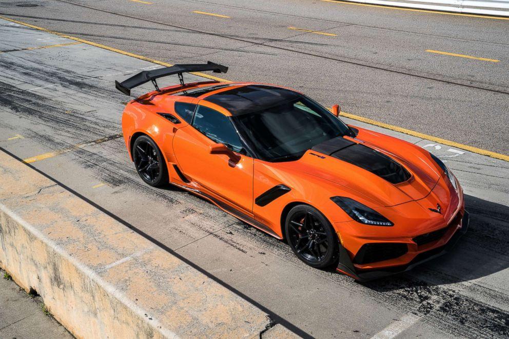 PHOTO: The Corvette ZR1