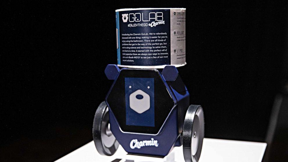 Abc Las Vegas >> Weird smart home gadgets of CES 2020: Toilet paper robots and more - ABC News