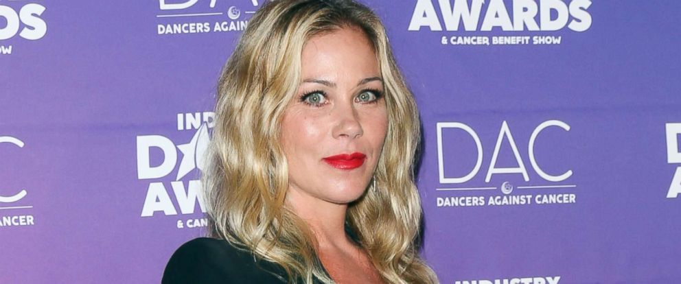PHOTO: Christina Applegate attends the 2017 Industry Dance awards and Cancer Benefit show at Avalon, Aug. 16, 2017, in Hollywood, Calif.