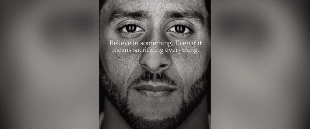 d54483e8 Nike's Colin Kaepernick 'Just Do It' campaign is controversial, but ...