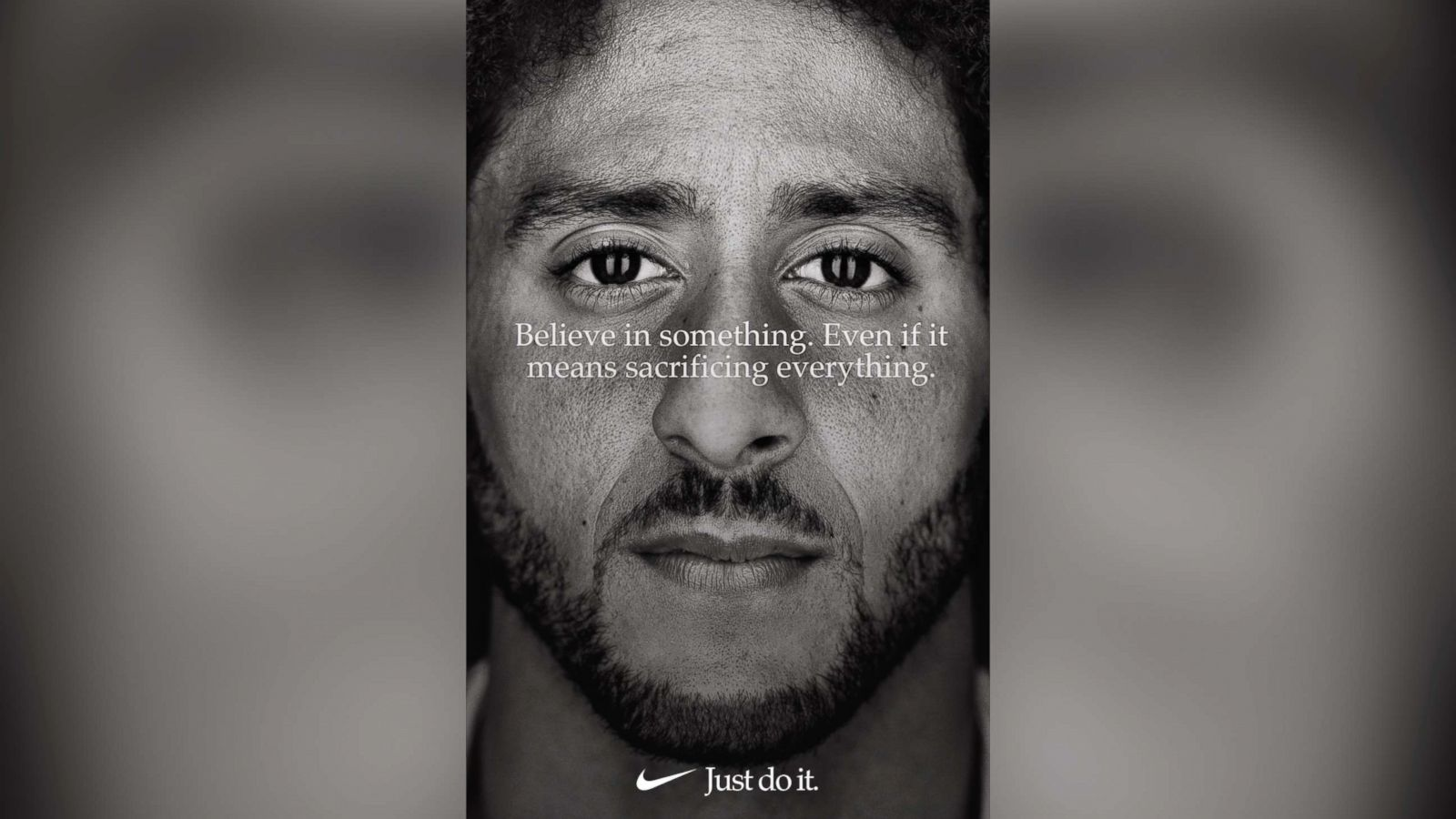 Nike S Colin Kaepernick Just Do It Campaign Is Controversial But On Brand Experts Abc News