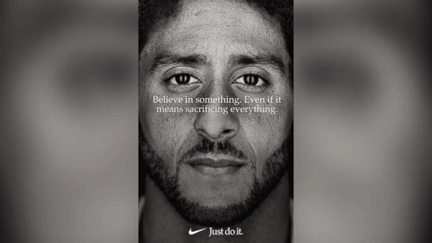 Nike sales booming after Colin Kaepernick ad, invalidating critics