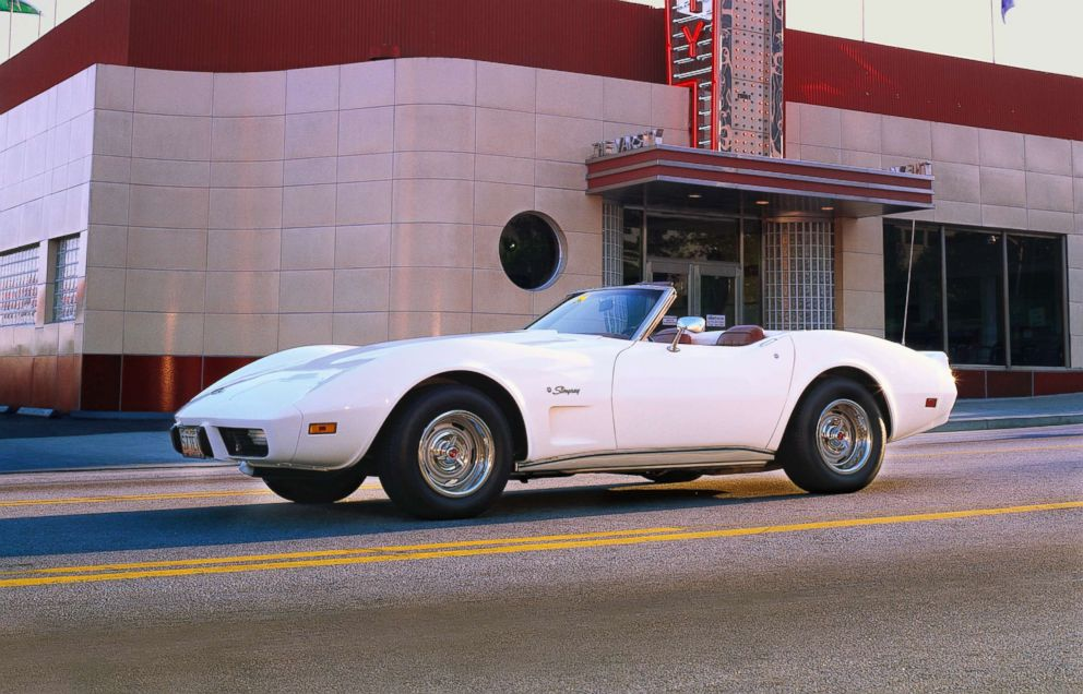 PHOTO: A 1975 Chevrolet Corvette Stingray is seen here in this undated file photo.