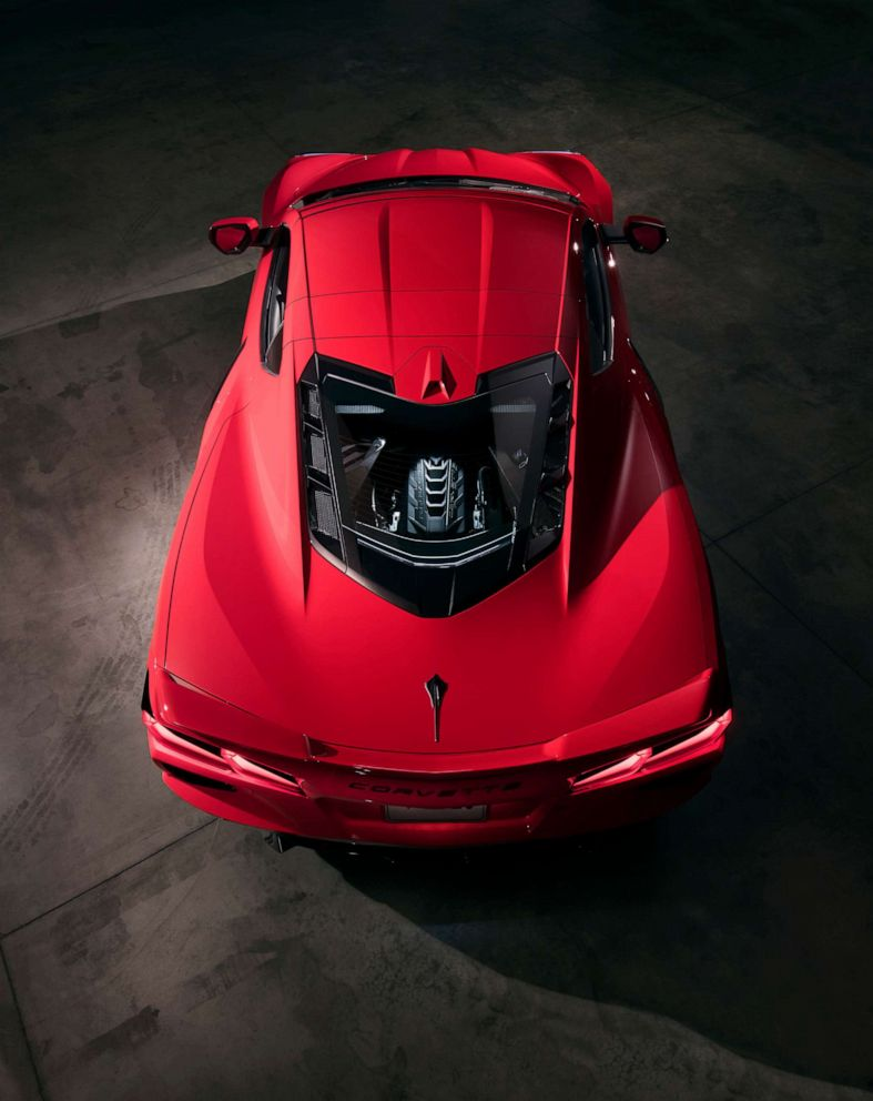 PHOTO: The 2020 Stingray has the fastest 0-60 mph time of any entry Corvette ever.