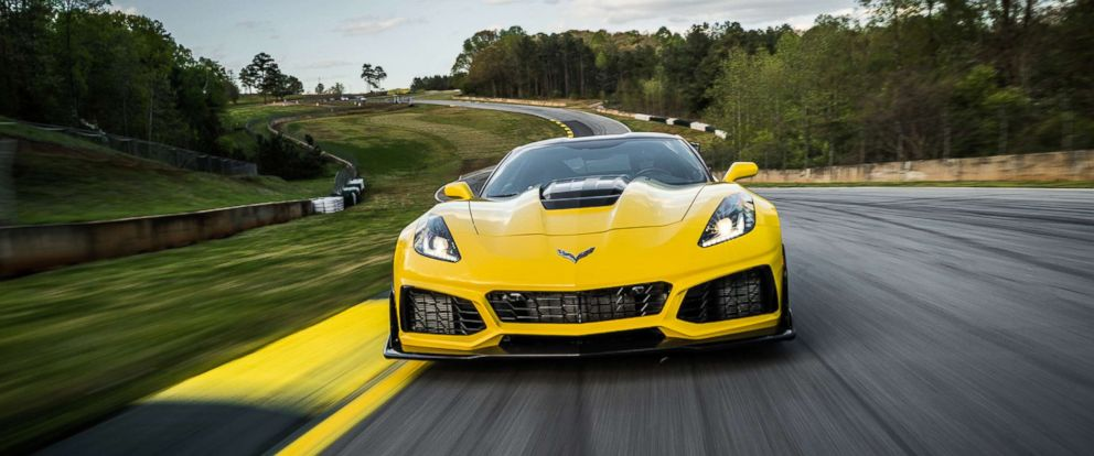 PHOTO: The ZR1 is the fastest and most powerful Corvette ever built in the brands 65-year history.