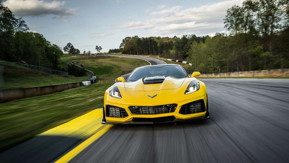 Why The New 120k Zr1 Sports Car Is A Game Changer For