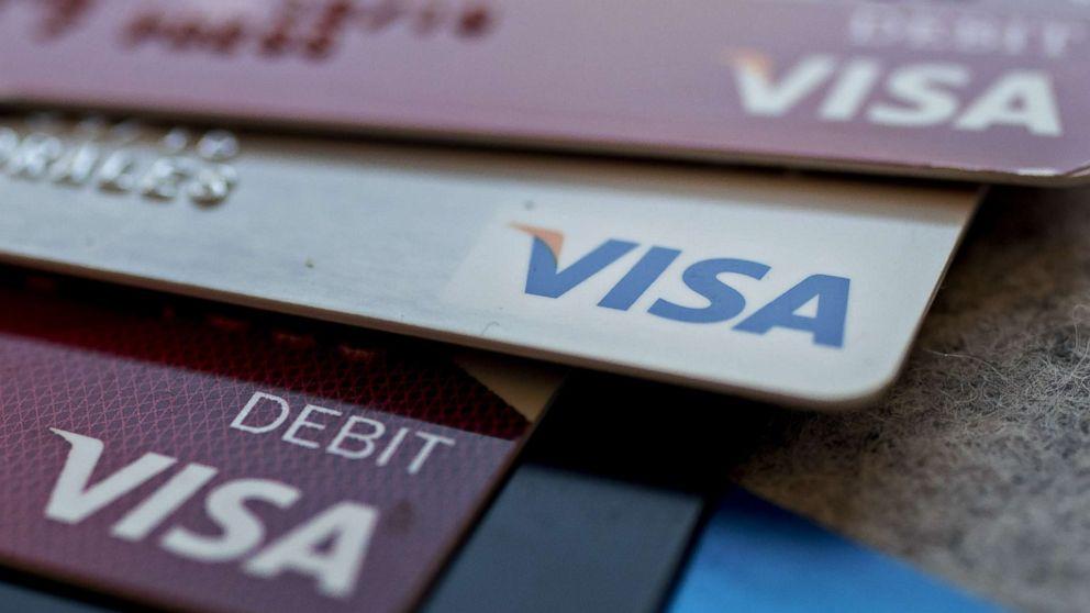 Credit card debt surpasses 1 trillion in the us for first time credit card debt surpasses 1 trillion in the us for first time abc news reheart Images