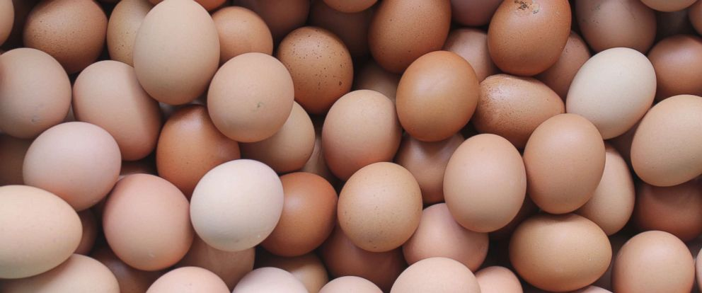 PHOTO: Eggs are seen in this undated stock image.