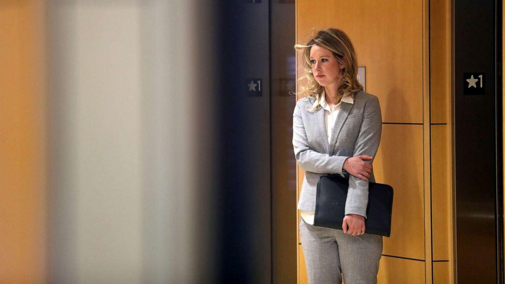 Theranos founder Elizabeth Holmes set to go to trial next summer thumbnail