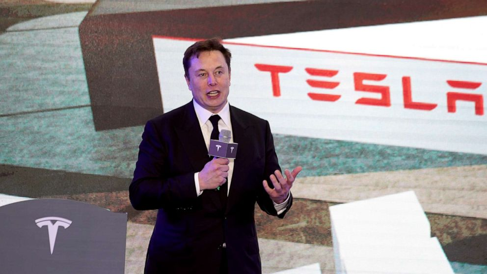 Elon Musk Confirms Thwarted Cyberattack At Nevada Gigafactory Abc News