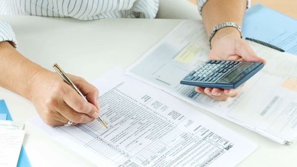 Tax Day by the numbers: Time is ticking to meet tax-filing deadline