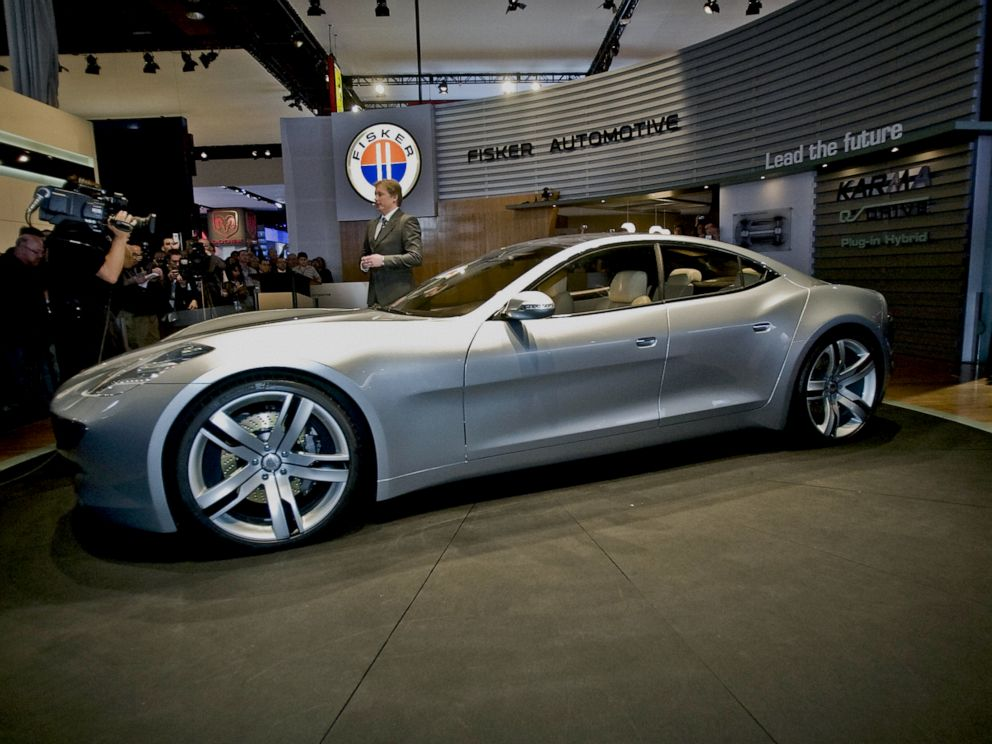 Electric Car Company Plots Comeback With New 535 Hp Sedan