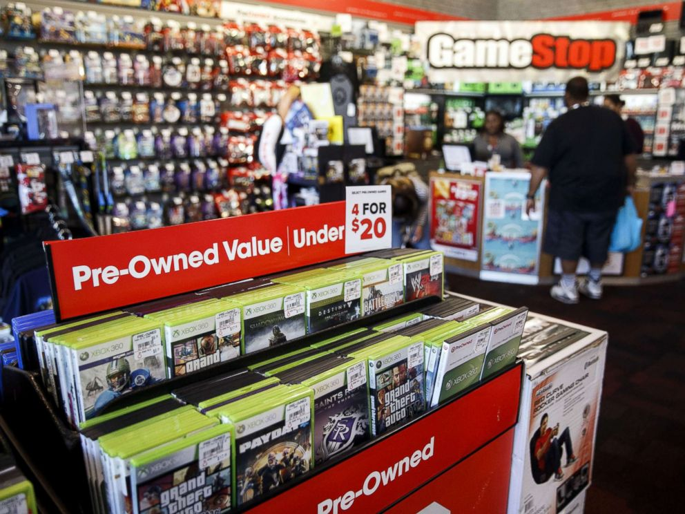 GameStop is starting Blockbuster-like service for used ...