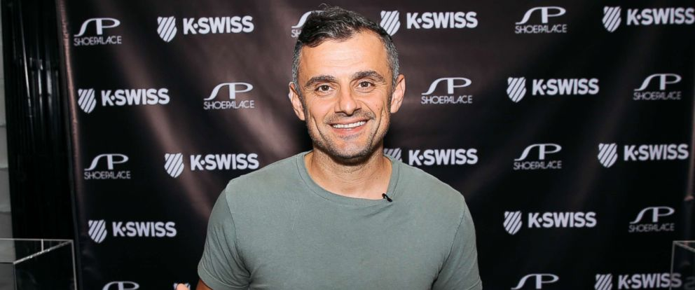 PHOTO: Gary Vaynerchuk meet and greet in collboration K Swiss Event at Shoe Palace on Aug. 1, 2017 in Los Angeles.