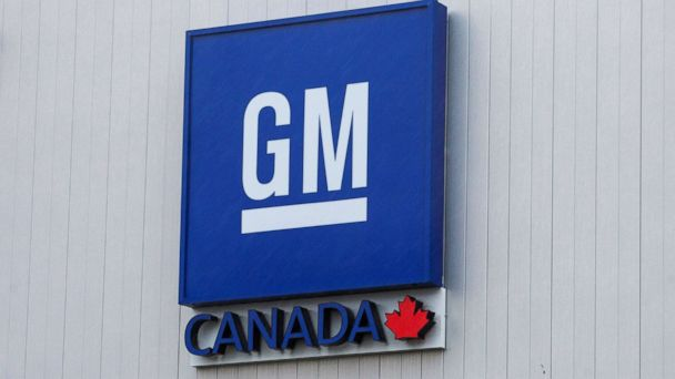 General Motors to lay off 15 percent of workers, shutter 5 plants in North America
