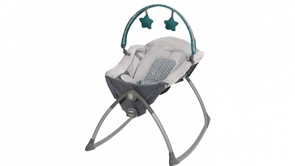 Graco's Little Lounger Rocking Seats recalled over suffocation risk