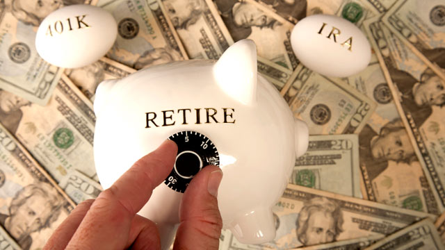 PHOTO: Here are some ways to find more money for your 401(k).