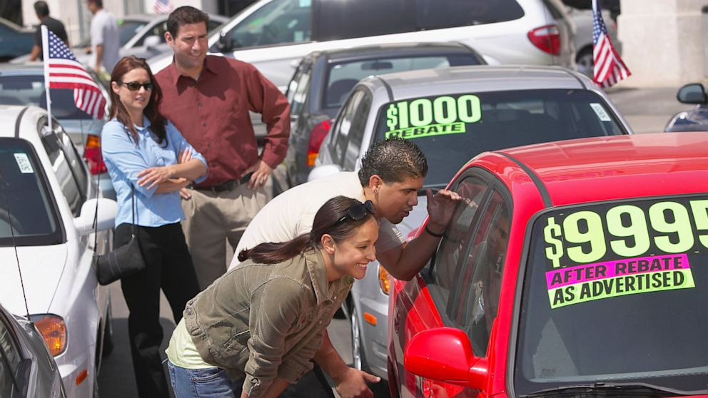 Here are five things to consider when buying or leasing a car.