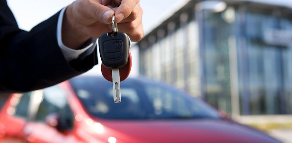 Should you get a loan before buying a car