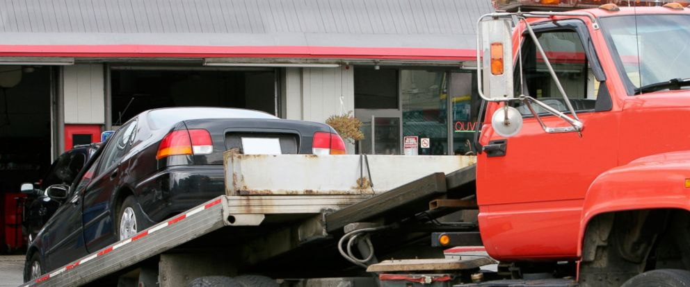 Here's What It's Really Like to Have Your Car Repossessed