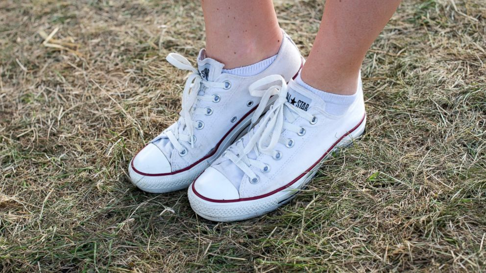 Converse Chuck Taylors Getting First