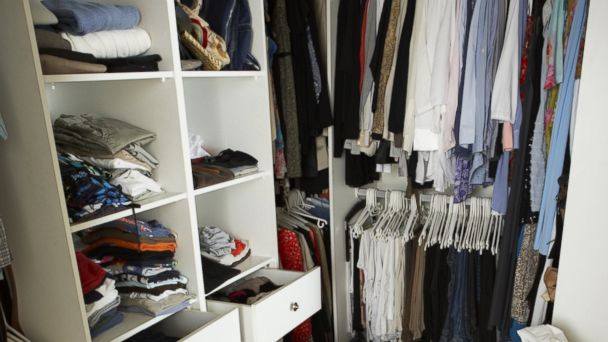 PHOTO: Four Tips On How To Downsize Your Wardrobe