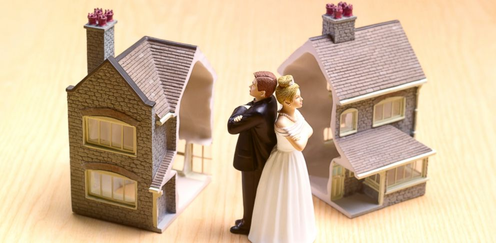 Both spouses can be held responsible for jointly filed returns, even during a divorce.