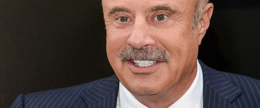 PHOTO: Television personality Dr. Phil McGraw leaves the Huffington Post Studios on Feb. 4, 2015 in New York.