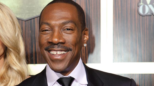 "PHOTO: Eddie Murphy arrives to Spike TVs ""Eddie Murphy: One Night Only"" at Saban Theatre on Nov. 3, 2012, in Beverly Hills, Calif."