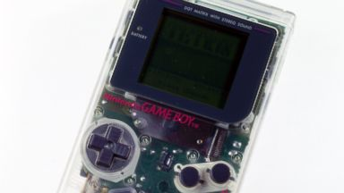 """PHOTO: The Japanese company Nintendo first released their portable gaming system in 1989 and the """"GameBoy"""" went on to become the most influential computer games console in the world. The pocket variety was available in an assortment of colors."""