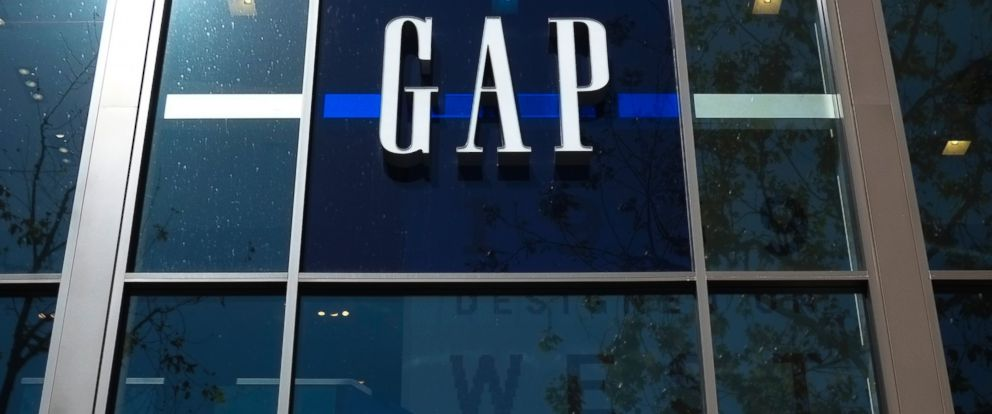 PHOTO: A shopper walks down the steps at a Gap store in Los Angeles on Feb. 26, 2013.