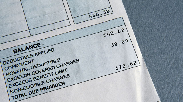 PHOTO: Medical insurance