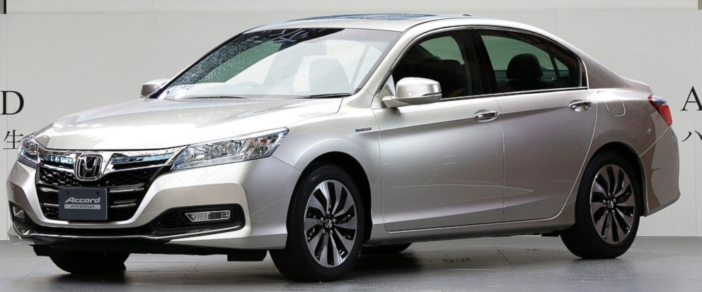 Why the Honda Accord Is the Most Stolen Vehicle - ABC News