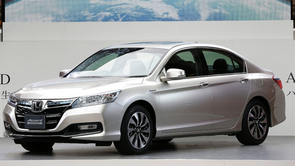 Why The Honda Accord Is The Most Stolen Vehicle ABC News - Accord vehicle