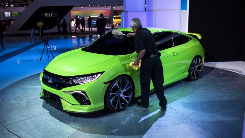 New York Auto Show 2015 Concept Cars A Designer's Dream