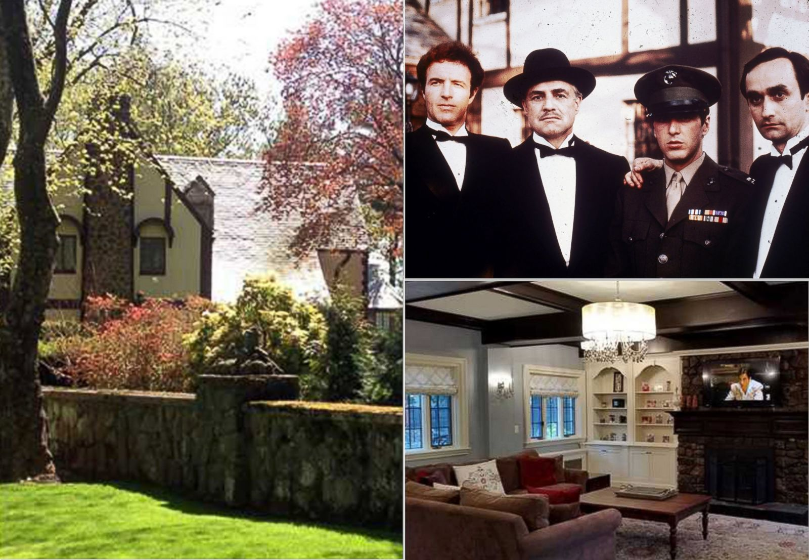 The Godfather House On Staten Island Is For Sale Picture