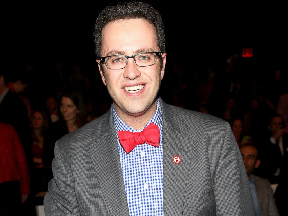 PHOTO:Jared Fogle is seen in this file photo, Feb 6, 2014, in New York.