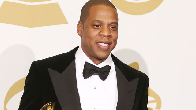 PHOTO: Jay-Z attends The 55th Annual GRAMMY Awards - press room held at Staples Center on Feb. 10, 2013 in Los Angeles.