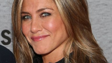 """PHOTO: Actress Jennifer Aniston attends """"The Leftovers"""" premiere at NYU Skirball Center on June 23, 2014 in New York City."""