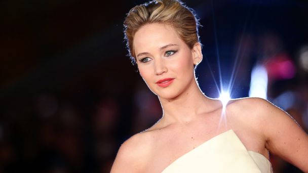 """PHOTO: Jennifer Lawrence attends the """"The Hunger Games: Catching Fire"""" premiere during The 8th Rome Film Festival at Auditorium Parco Della Musica on Nov. 14, 2013 in Rome."""