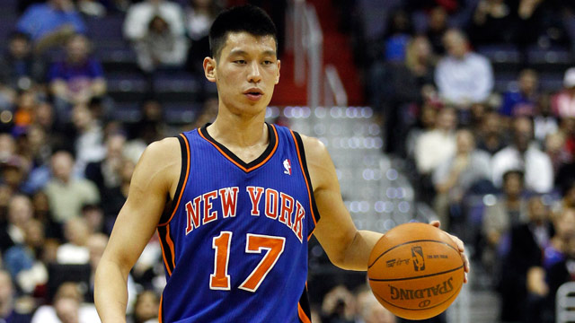 PHOTO: Jeremy Lin: NBA Marketing Dream?