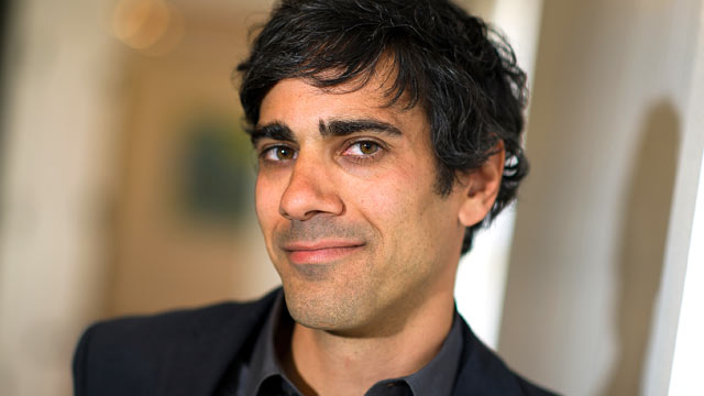 PHOTO: Jeremy Stoppelman, co-founder and chief executive officer of Yelp Inc., stands for a photograph after an interview in San Francisco, Calif., June 9, 2011.