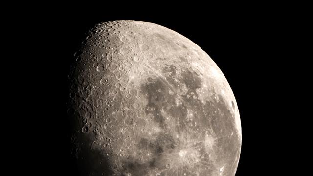 PHOTO: The moon