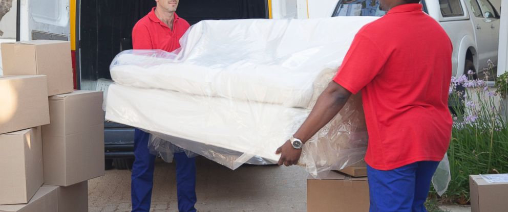 Paying For The Furniture Delivery Man S Mistake Abc News