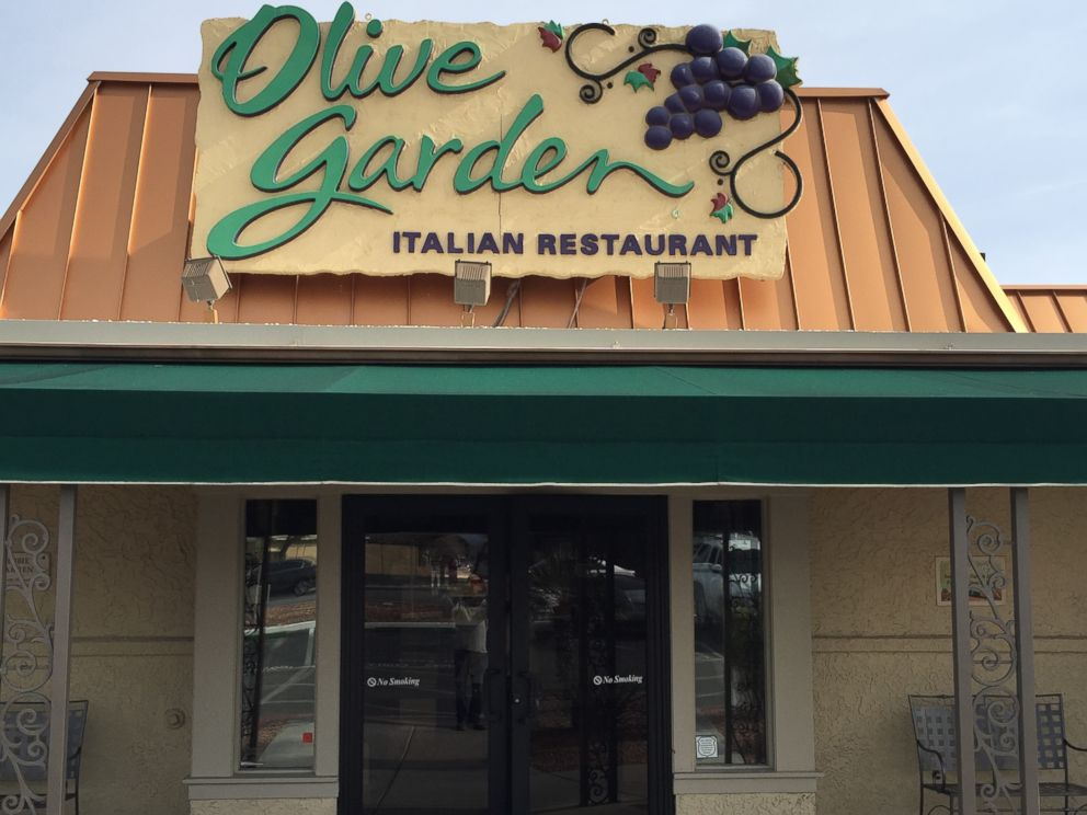 PHOTO: A stock image of an Olive Garden.