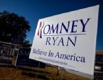 PHOTO: Romney-Ryan campaign sign