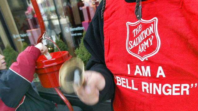 Salvation Army Bells Noise Complaint - ABC News